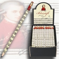 Pencils Mozart (set of 2)
