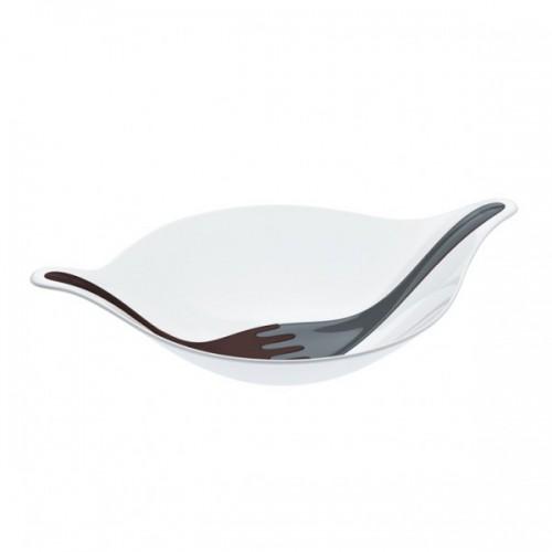 LEAF L+ Salad Bowl w/Servers Koziol
