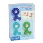 TOMMY Toothbrush Holder (set of 3) Koziol