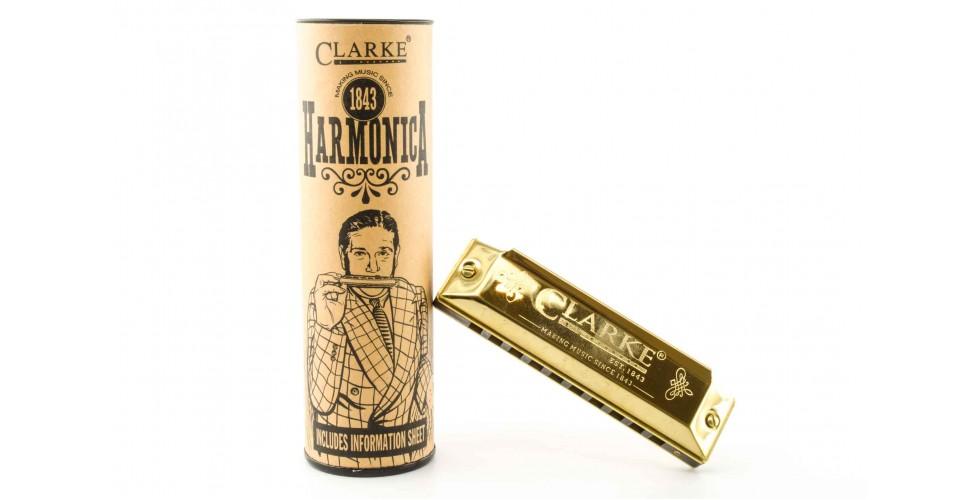 The Clarke Harmonica