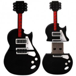 8GB Guitar USB Flash Drive