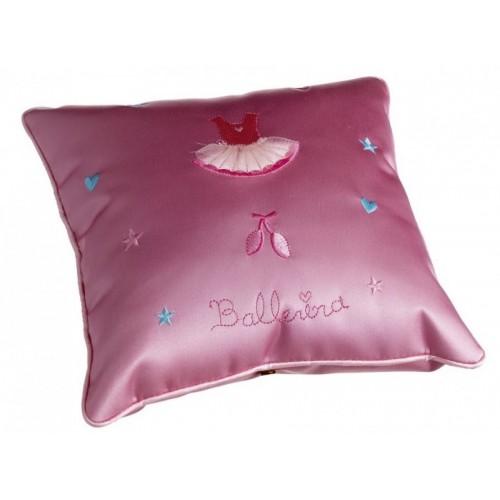 Ballerina Pillow 23 x 23 cm