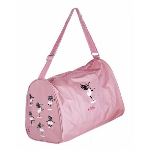 Ballet Nylon Shoulder Carry Bag