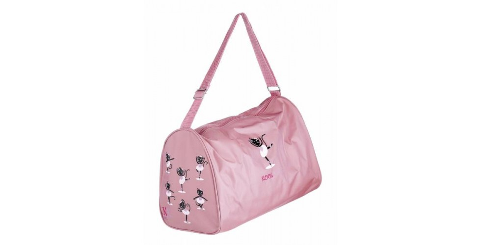 Ballet Nylon Shoulder Carry Bag