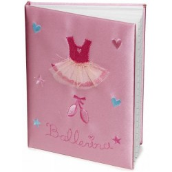 A5 Satin Ballerina Notebook