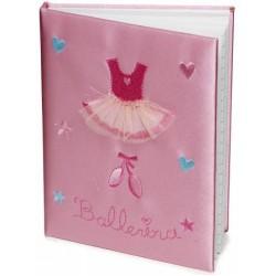 A5 Satin Ballerina Notebook