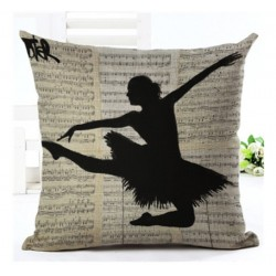 Pillow Ballerina