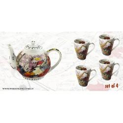 Teapots / Cups & Mugs / Bowls