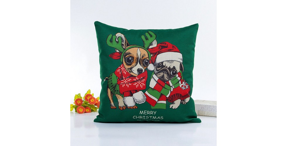 Funny Christmas Pillow Style A