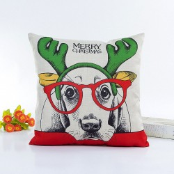 Funny Christmas Pillow Style B