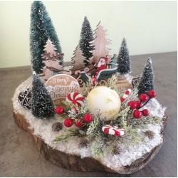 "Adorable Christmas decoration""Santa"""