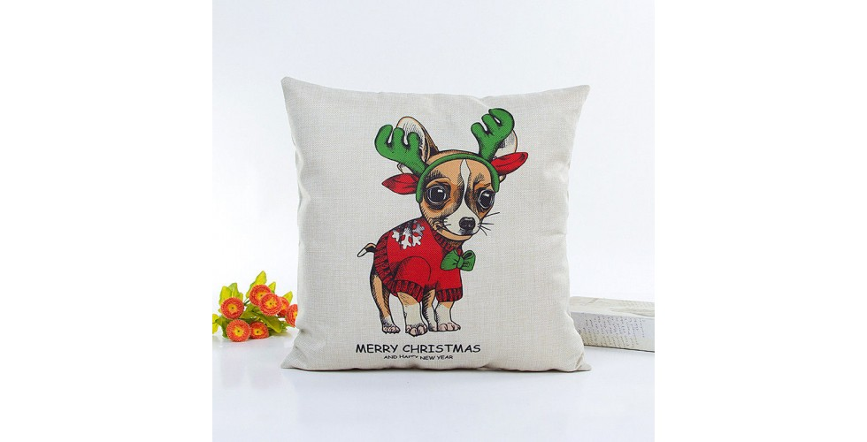 Funny Christmas Pillow Style C