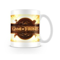 Game Of Thrones Opening Logo Ceramic Mug