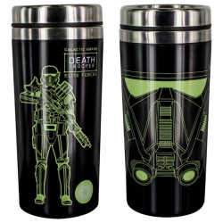 Star Wars Travel Mug Rogue One Death Trooper