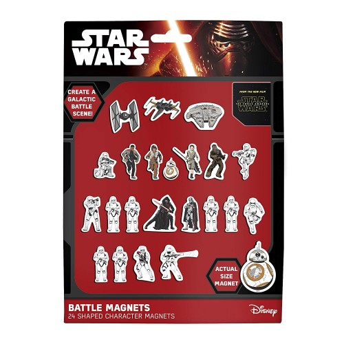 Star Wars Battle Magnets
