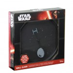 Star Wars Lenticular Wall Clock
