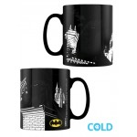 Batman Heat Change Mug Shadows