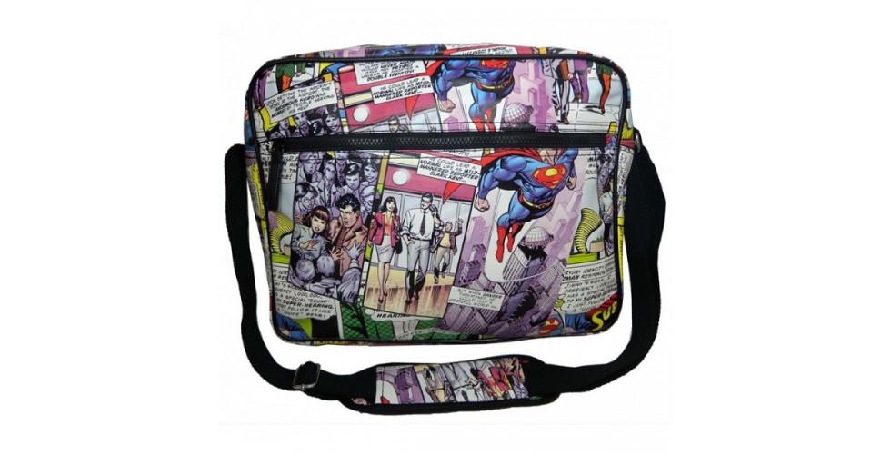 DC Comics Superman Messenger/Shoulder Bag