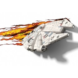 Millennium Falcon 3D Light Star Wars