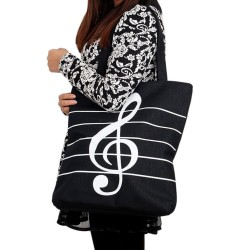 Women Canvas Tote Shoulder Bag