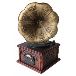 GRAMOPHONE Money Box