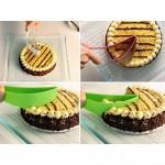 Plastic Cake Knife Slicer