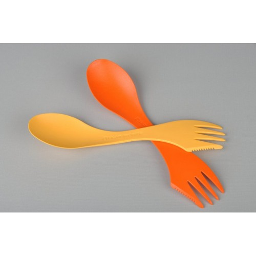 Spork Right OR - Knife, fork & spoon in one (pack of 2)