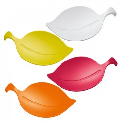 Leaf-On bowl (set of 4) Koziol