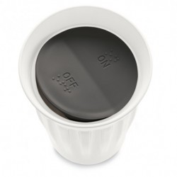 CLICK Coffee-to-go cup 350ml Koziol