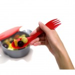 Spork Lefty RO - Knife, fork & spoon in one (pack of 2)
