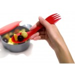 Spork Lefty RP - Knife, fork & spoon in one (pack of 2)