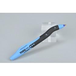 Ballpoint pen for left handed