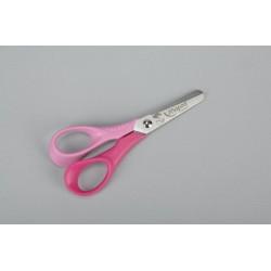 Child scissor for left handed 12 cm, pink