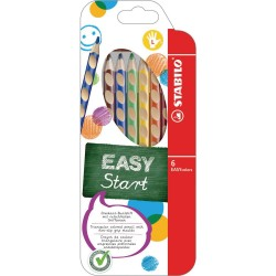 STABILO EASYcolors ergonomic coloured pencil left handed