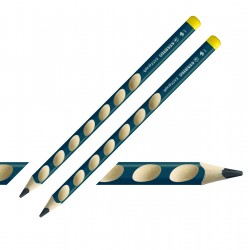 STABILO EASYgraph ergonomic pencil left handed Blue