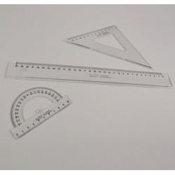 Geometry set left-handed