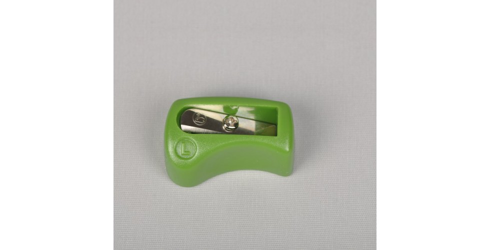 Stabilo Easyergo 3.15mm Pencil Sharpener, green