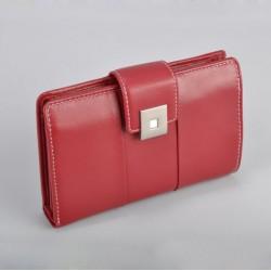 MANAGE Women's wallet for left-handers