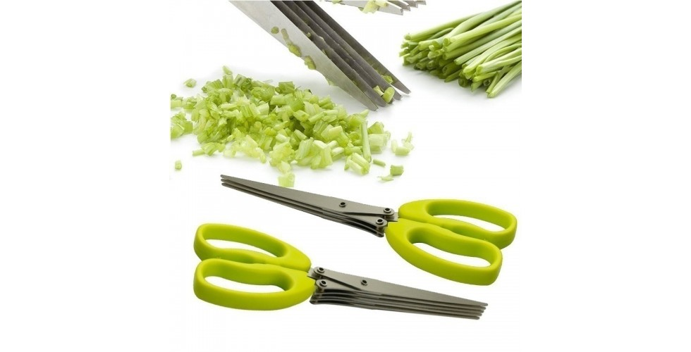 ​​​​​​​5 Layers Multi-functional Kitchen Small Scissor