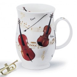 Dunoon Mug Suffolk Violin