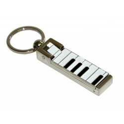 Piano Keyboard Keyring Phone Stand and Bag Hanger