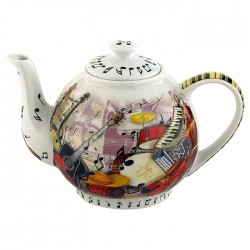 MUSIC Teapot, 4 Cup
