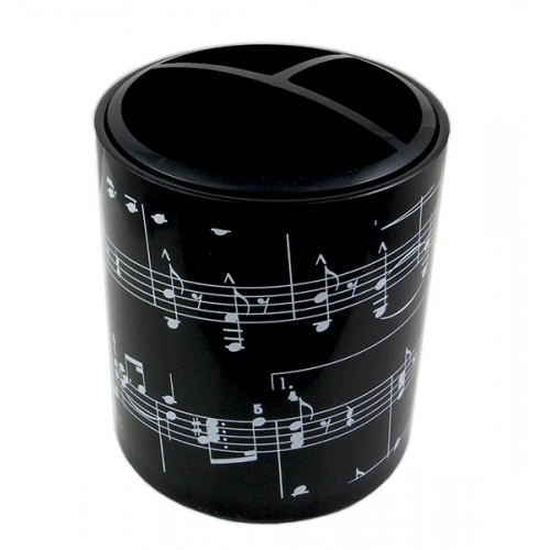 Music Notes Pen Holder