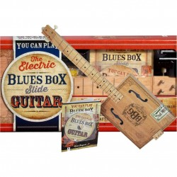 Blues Box Guitar Building Kit