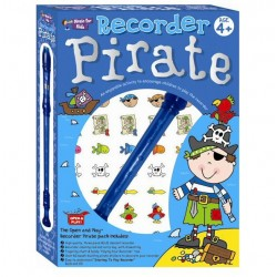 Open And Play Recorder Pirate Pack