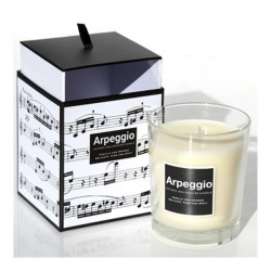 Scented Candle Arpeggio Vanilla & Orange