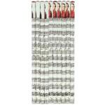Pencils Mozart (set of 2)
