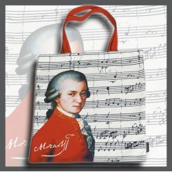 Art Bag, Cotton, Mozart
