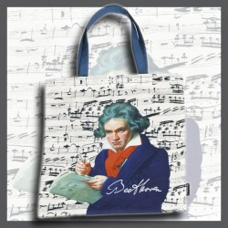Art Bag Cotton Beethoven