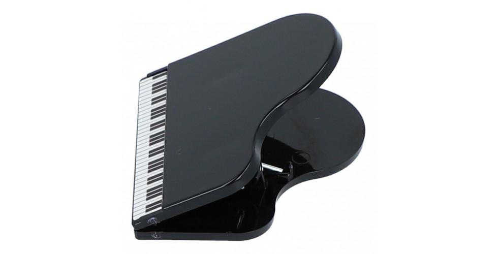 Paper Clip Piano Black